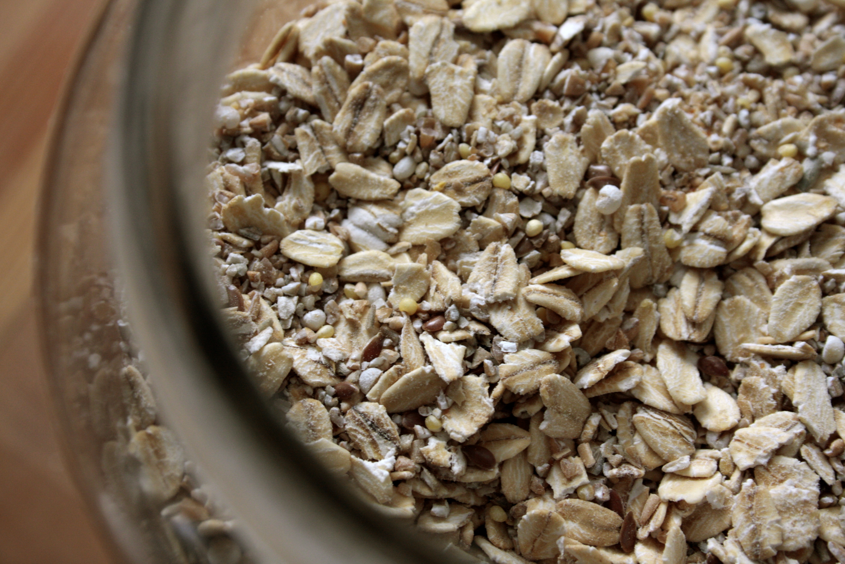 Make your own 5 grain cereal mix eating with sole 7 seedy cereal blend ccuart Gallery