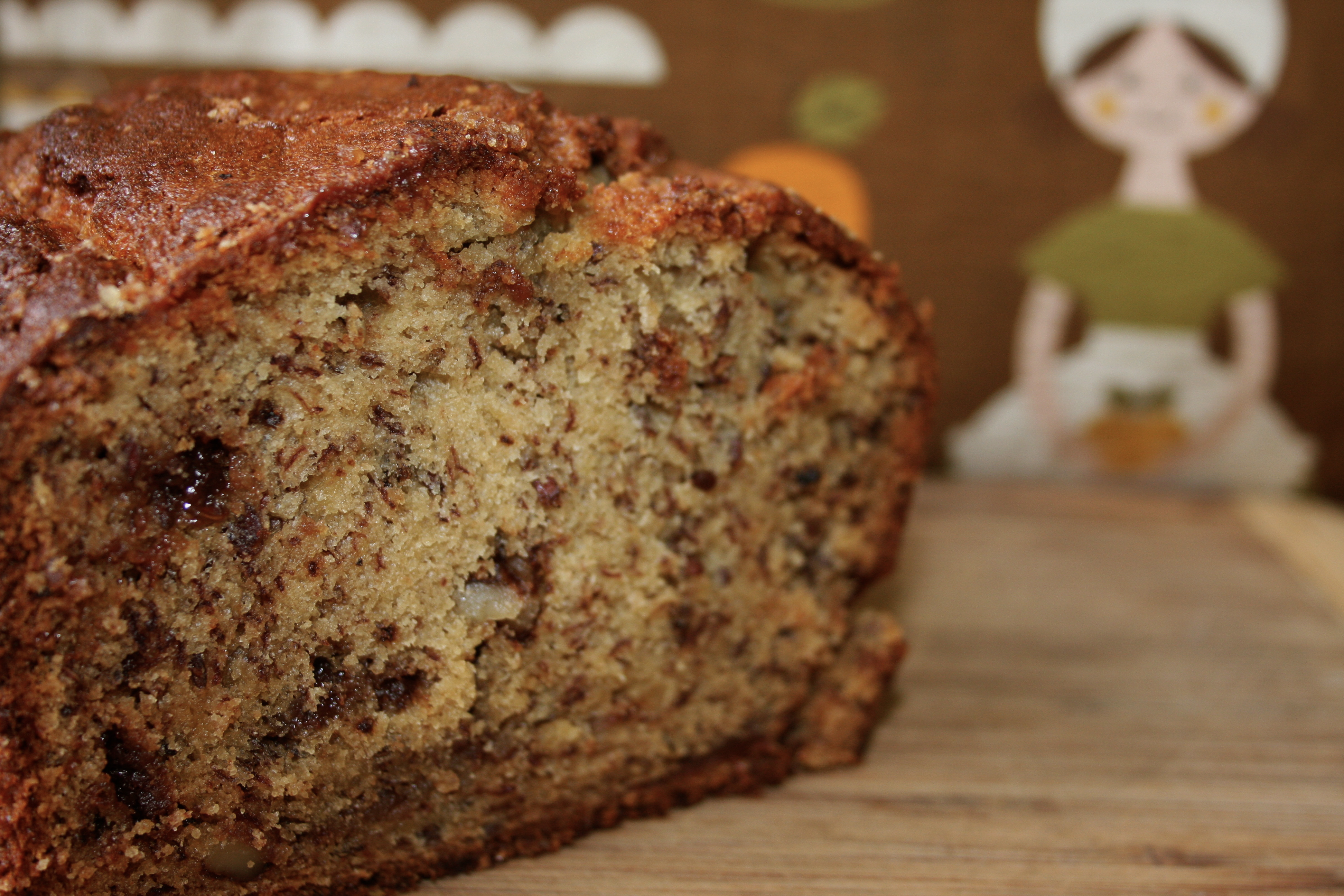best ever banana bread recipe | eating with S.O.L.E.