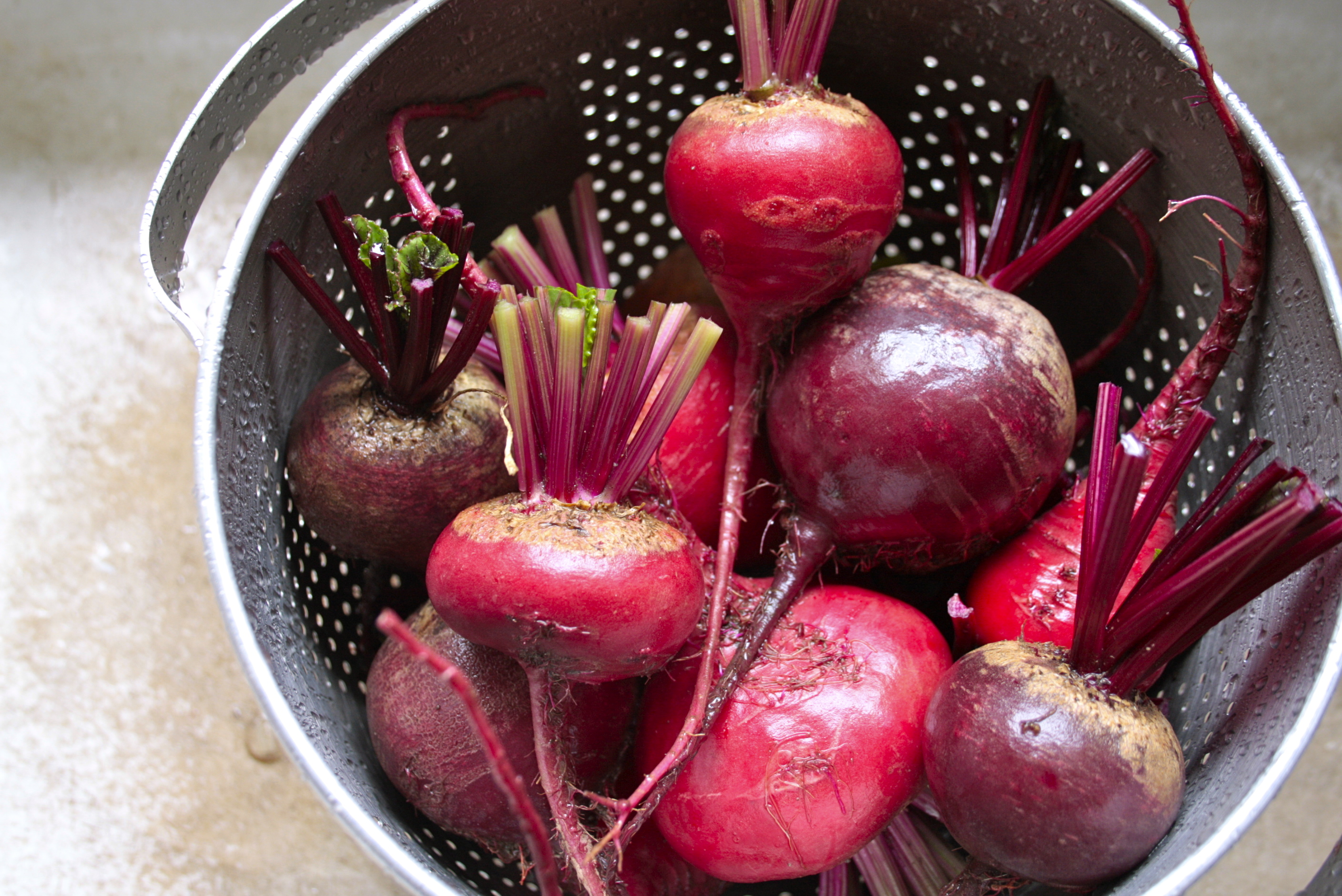 old school pickled beets | eating with S.O.L.E.