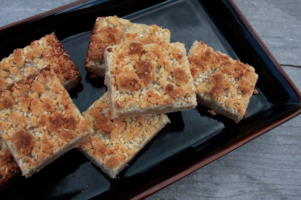 gluten free mojiti bars