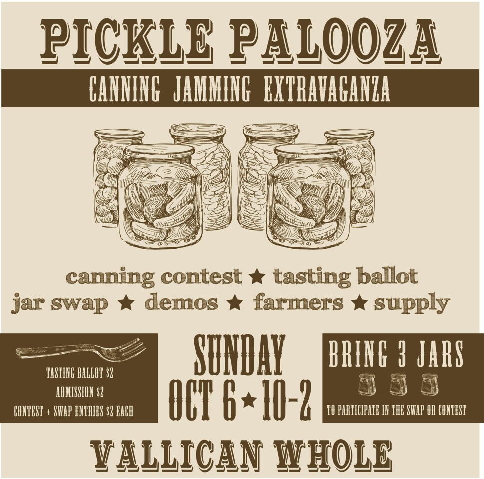 pickle-palooza-2013 vallican BC