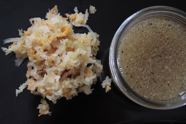 saurekraut n sauce