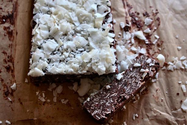 choclate oat bars