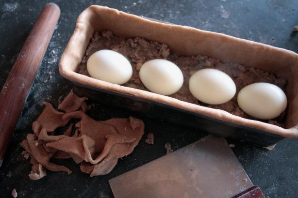 eggs in terine