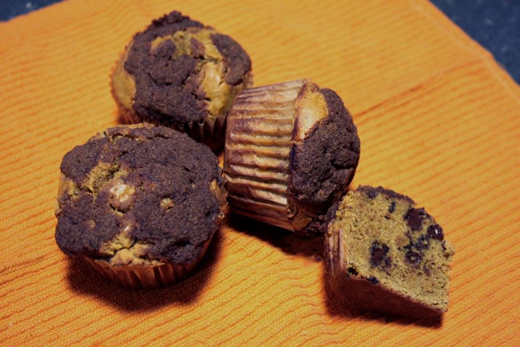 gluten free squash muffins