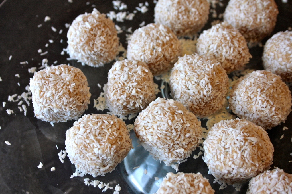 maple maca balls