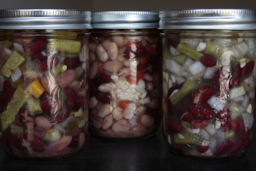 3 bean salad 3 ways